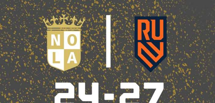 Rugby United New York Edges NOLA Gold Rugby