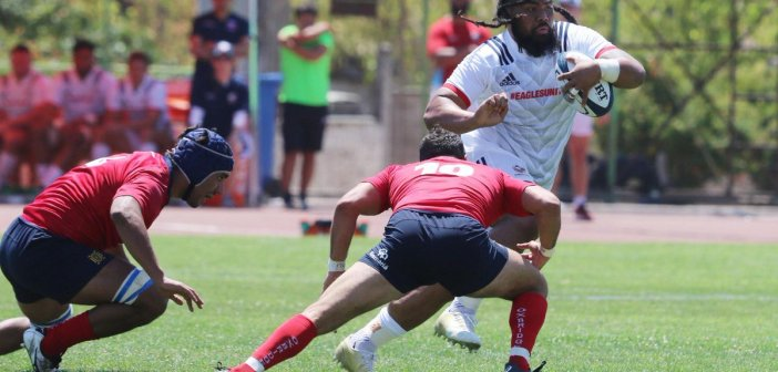 USA Rugby Races Over Chile in 2019 ARC Opener