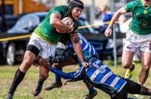 NOLA Gold Rugby's Giovanni Lapp