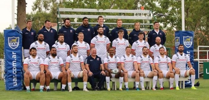 Argentina XV Uses Numbers Advantage to Gain Win over USA