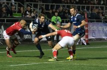 USA Men's Eagles Edges Canada