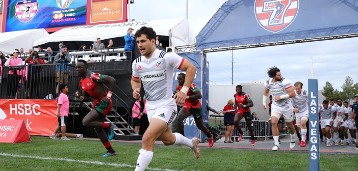 Men's Eagles Sevens 1-1: Need Win Against France for Cup QFs