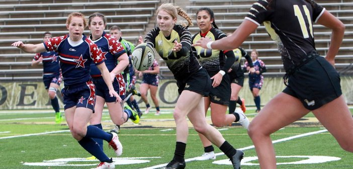 2019 Penn Mutual Collegiate Rugby Championship Women's Division