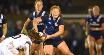Women's Eagles Face Barbarians