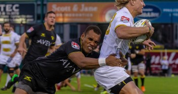 NOLA Gold Race By Houston SaberCats