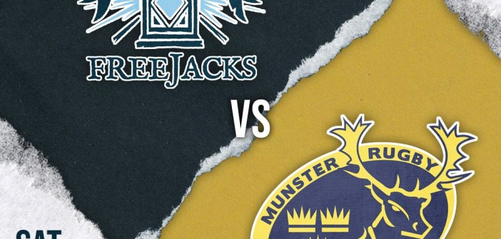New England Free Jacks vs Munster A: 2019 Cara Cup