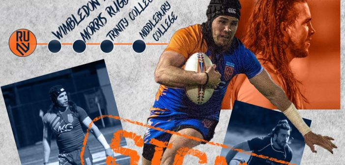 Rugby United New York Signs Jake Feury