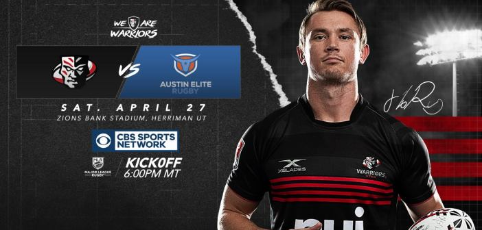 Utah Warriors vs Austin Elite Rugby
