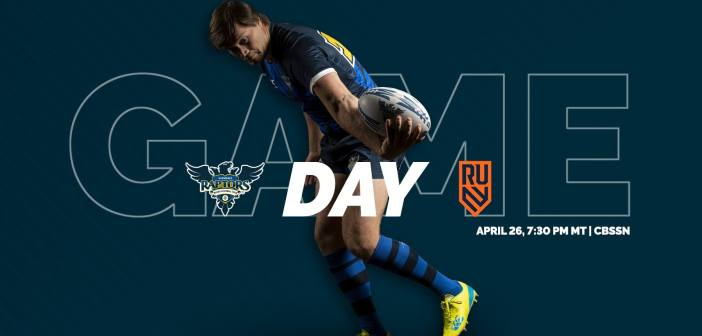 Glendale Raptors vs Rugby United New York