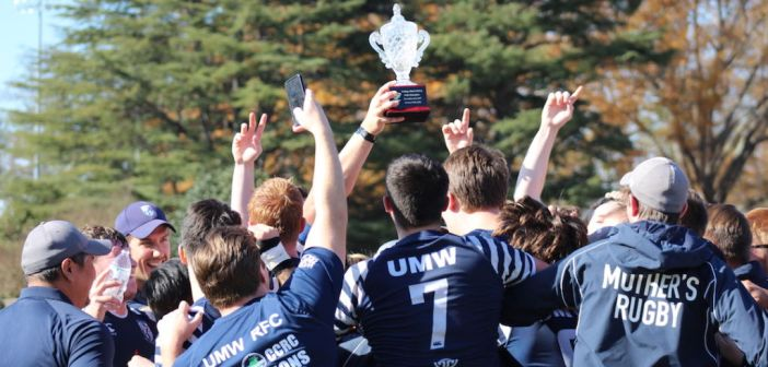 Mary Washington Joins D1A Rugby East