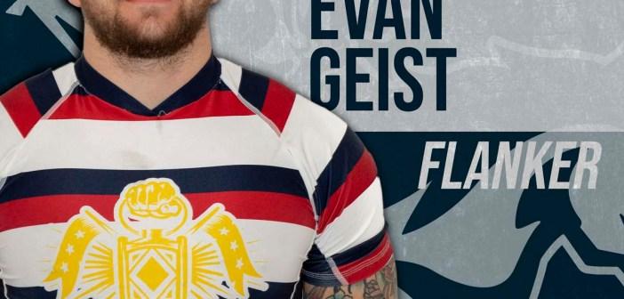 New England Free Jacks Adds Evan Geist