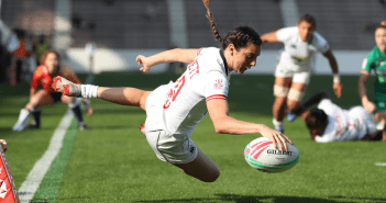 USA Women's Sevens Sweep Kitakyushu Sevens Pool