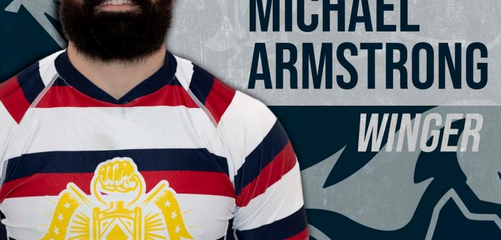New England Free Jacks Adds Michael Armstrong