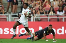 USA Men's Sevens Win Singapore Sevens Pool