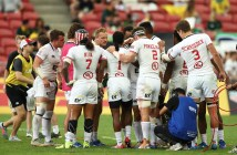USA Men's Eagles Sevens Finish 4th at Singapore Sevens