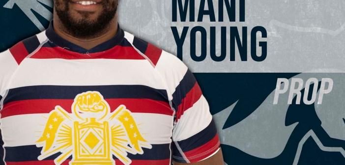 New England Free Jacks Adds Mani Young