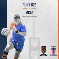 Rugby United Academy U23s vs MCAA