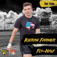 Houston SaberCats Kieran Farmer