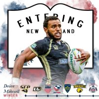 New England Free Jacks Signs Deion Mikesell
