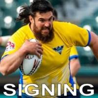 LA Giltinis Signs Blake Rogers