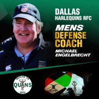 Dallas Harlequins Names Michael Engelbrecht Defense Coach
