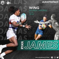 Dallas Jackals Signs Ryan James