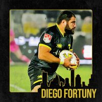 Houston SaberCats Re-Signs Diego Fortuny