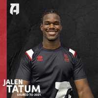 Rugby ATL Signed Jalen Tatum