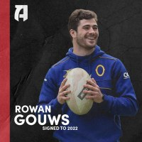 Rugby ATL signs Rowan Gouws
