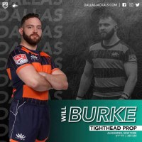 Dallas Jackals Signs Will Burke