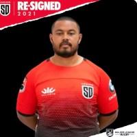 San Diego Legion Re-Signs Lua Li