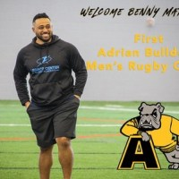 Adrian College Names Benny Mateialona New Men's Rugby Coach