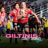 LA Giltinis Signs Corey Thomas