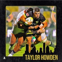 Houston SaberCats Re-Signs Taylor Howden