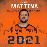 Rugby United New York Chris Mattina 2021 Profile