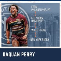 Rugby United New York adds DaQuan Perry
