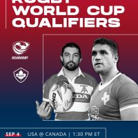 USA& Canada Rugby Squads Named for First RWC 2023 Qualifier