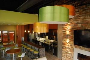 Center for Hospice - Interior (Cafe)