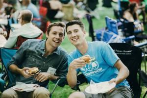 River Oaks celebration photo