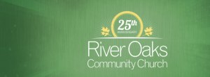 River Oaks celebration postcard