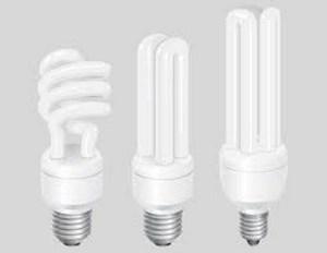 compact fluor lamp