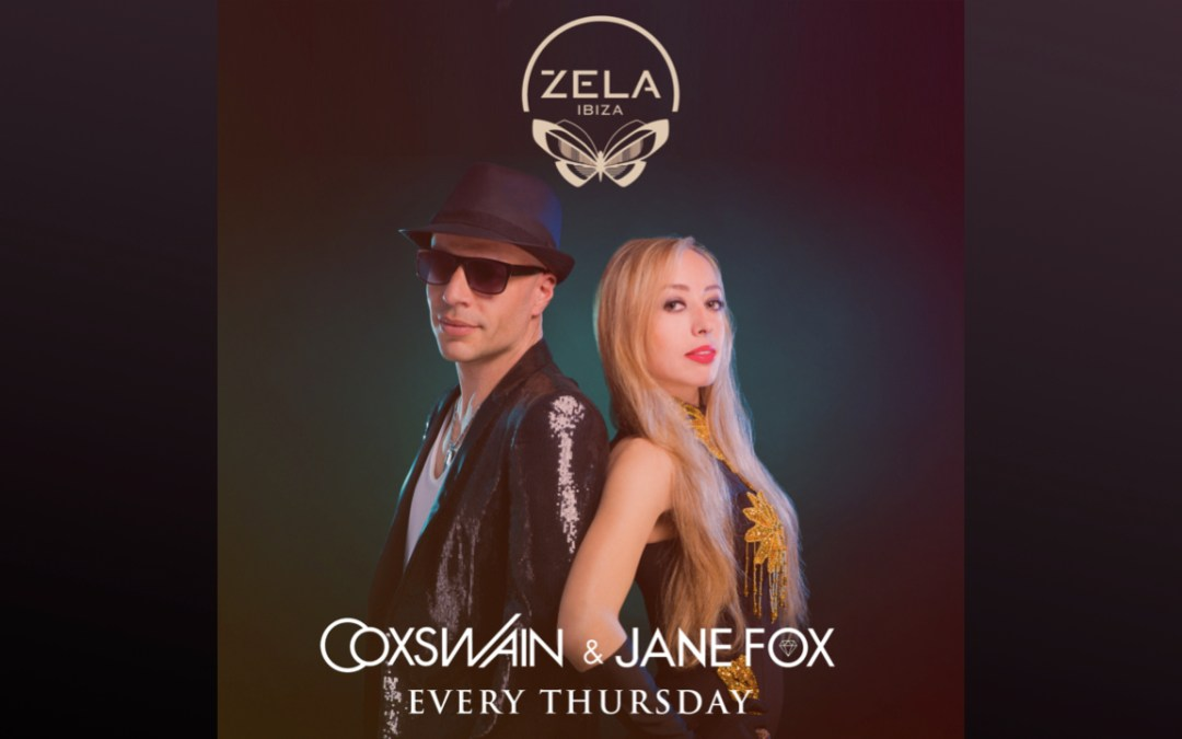LIVE PERFORMANCE AT ZELA – IBIZA