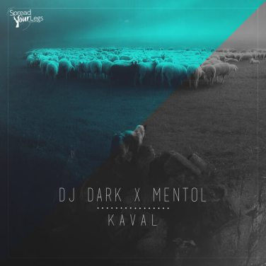 Dj Dark x Mentol - Kaval - Cover