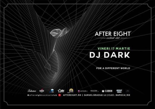 Dj Dark @ After Eight (17.03.2017)