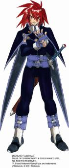 Kratos Aurion from Tales of Symphonia, the only planned new costume. Also, will be a Tales of shoot