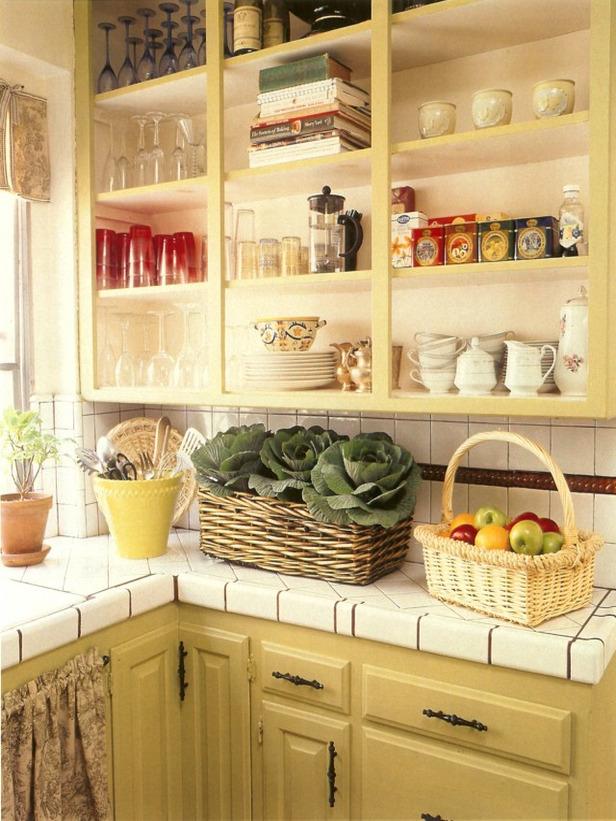 Open Kitchen Shelving DJD Design
