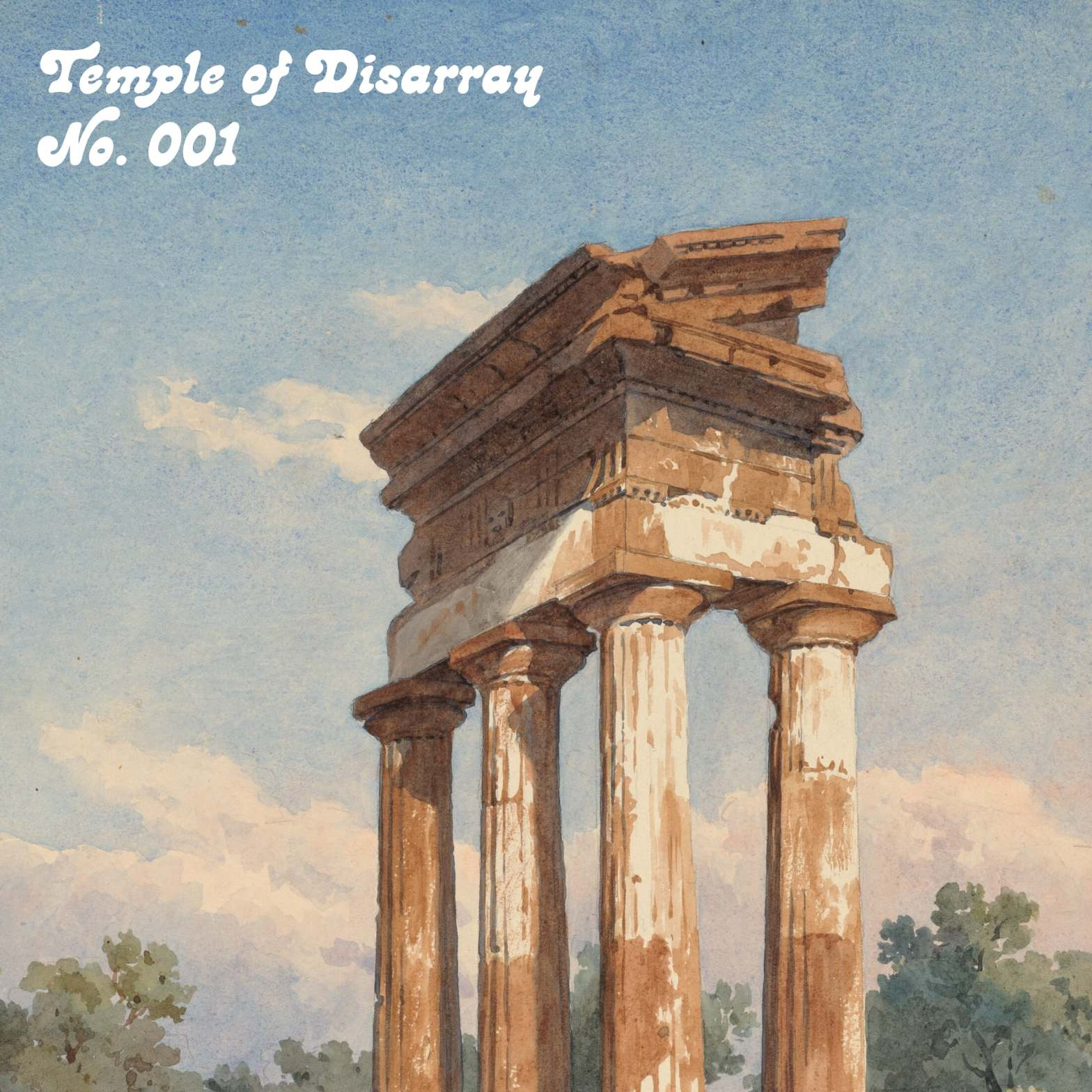 Temple of Disarray 001