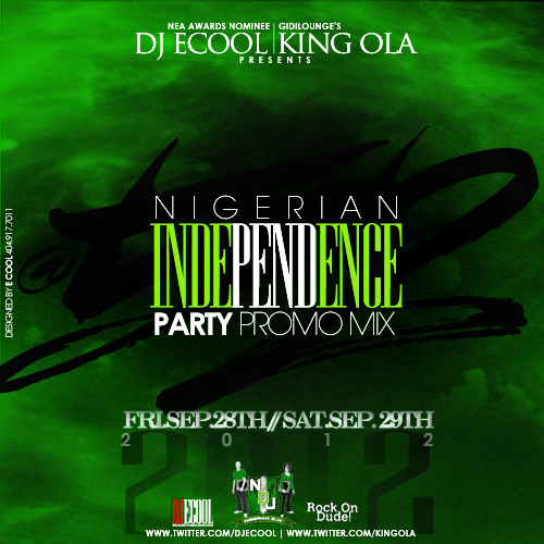 naija independence promo cover