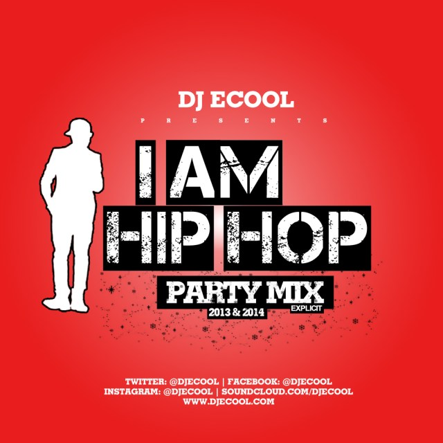 DJ ECOOL, I AM HIPHOP, HIP-HOP