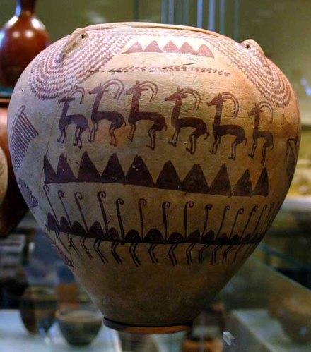 Naqada II Vase 2